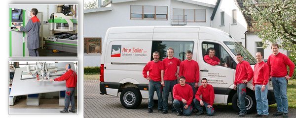 Team Schreinerei Artur Seiler